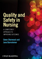 Couverture de l'ouvrage Quality and safety in nursing: a competency approach to improving outcomes (paperback)