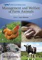 Couverture de l'ouvrage Management and welfare of farm animals: the ufaw farm handbook (paperback) (series: ufaw animal welfare)