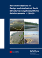 Couverture de l'ouvrage Recommendations for design and analysis of earth structures using geosynthetic reinforcements - EBGEO