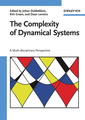 Couverture de l'ouvrage The complexity of dynamical systems: a multi-disciplinary perspective (hardback)