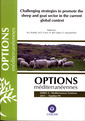Couverture de l'ouvrage Challenging strategies to promote the sheep and goat sector in the current global context