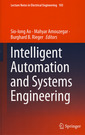 Couverture de l'ouvrage Intelligent automation and systems engineering (Lecture notes in electrical engineering, Vol. 103)