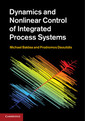 Couverture de l'ouvrage Dynamics and nonlinear control of integrated process systems