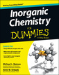 Couverture de l'ouvrage Inorganic chemistry for dummies® (paperback)