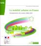 Couverture de l'ouvrage La mobilité urbaine en France