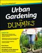 Couverture de l'ouvrage Urban gardening for dummies® (paperback)