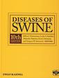 Couverture de l'ouvrage Diseases of swine