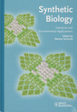 Couverture de l'ouvrage Synthetic biology: Industrial and environmental applications