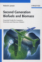 Couverture de l'ouvrage Second generation biofuels and biomass: