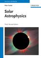 Couverture de l'ouvrage Solar astrophysics