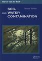 Couverture de l'ouvrage Soil and Water Contamination