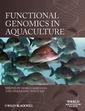 Couverture de l'ouvrage Functional genomics in aquaculture