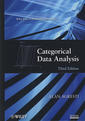 Couverture de l'ouvrage Categorical data analysis (3rd Ed.)