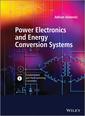 Couverture de l'ouvrage Power electronics and energy conversion systems