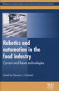 Couverture de l'ouvrage Robotics and Automation in the Food Industry