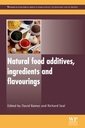 Couverture de l'ouvrage Natural Food Additives, Ingredients and Flavourings