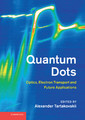 Couverture de l'ouvrage Quantum dots