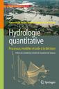 Couverture de l'ouvrage Hydrologie quantitative