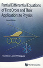 Couverture de l'ouvrage Partial differential equations of first order and their applications to physics