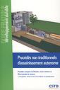 Couverture de l'ouvrage Procédés non traditionnels d'assainissement autonome