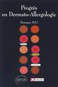 Couverture de l'ouvrage Progrès en dermato-allergologie