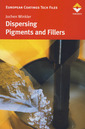 Couverture de l'ouvrage Dispersing pigments and fillers