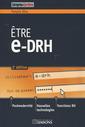 Couverture de l'ouvrage Être e-DRH