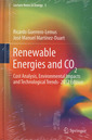 Couverture de l'ouvrage Renewable energies and CO2
