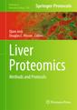 Couverture de l'ouvrage Liver proteomics