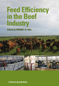 Couverture de l'ouvrage Feed efficiency in the beef industry