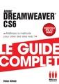 Couverture de l'ouvrage Adobe Dreamweaver CS6, le guide complet Maîtrisez la méthode pour créer des sites web (Compatible PC et MAC)