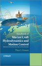 Couverture de l'ouvrage Handbook of marine craft hydrodynamics and motion control